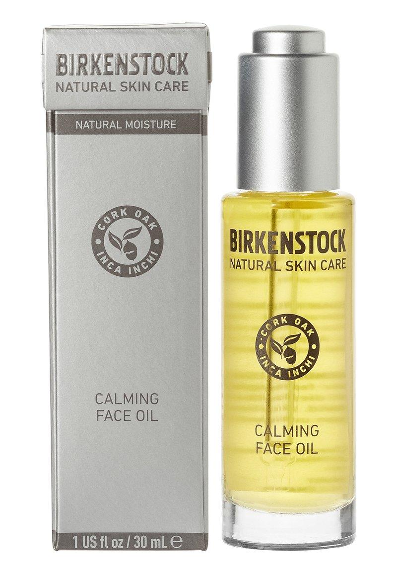 Birkenstock Cosmetics - CALMING FACE OIL - Face oil - -