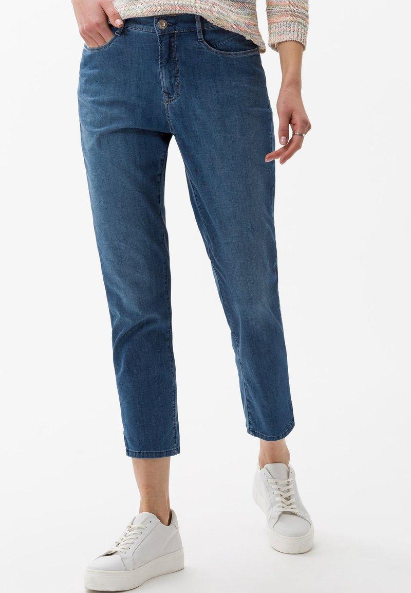 BRAX - STYLE CARO  - Slim fit jeans - blue