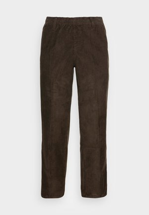 BOWIE LAYBACK PANT - Trousers - coffee
