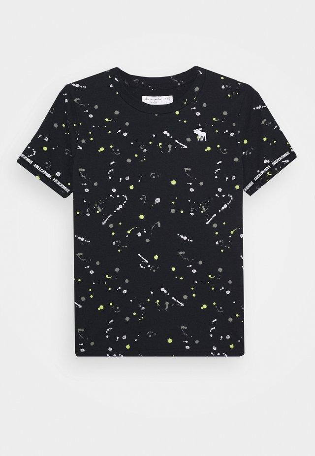 FASHION - T-shirt med print - black