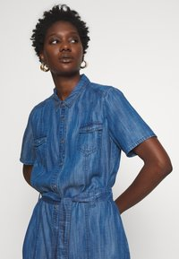 Barbara Lebek - Denim dress - denim blue - 3
