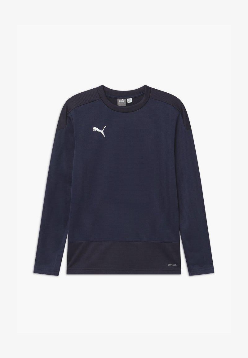 Puma - TEAMGOAL  - Funkční triko - new navy