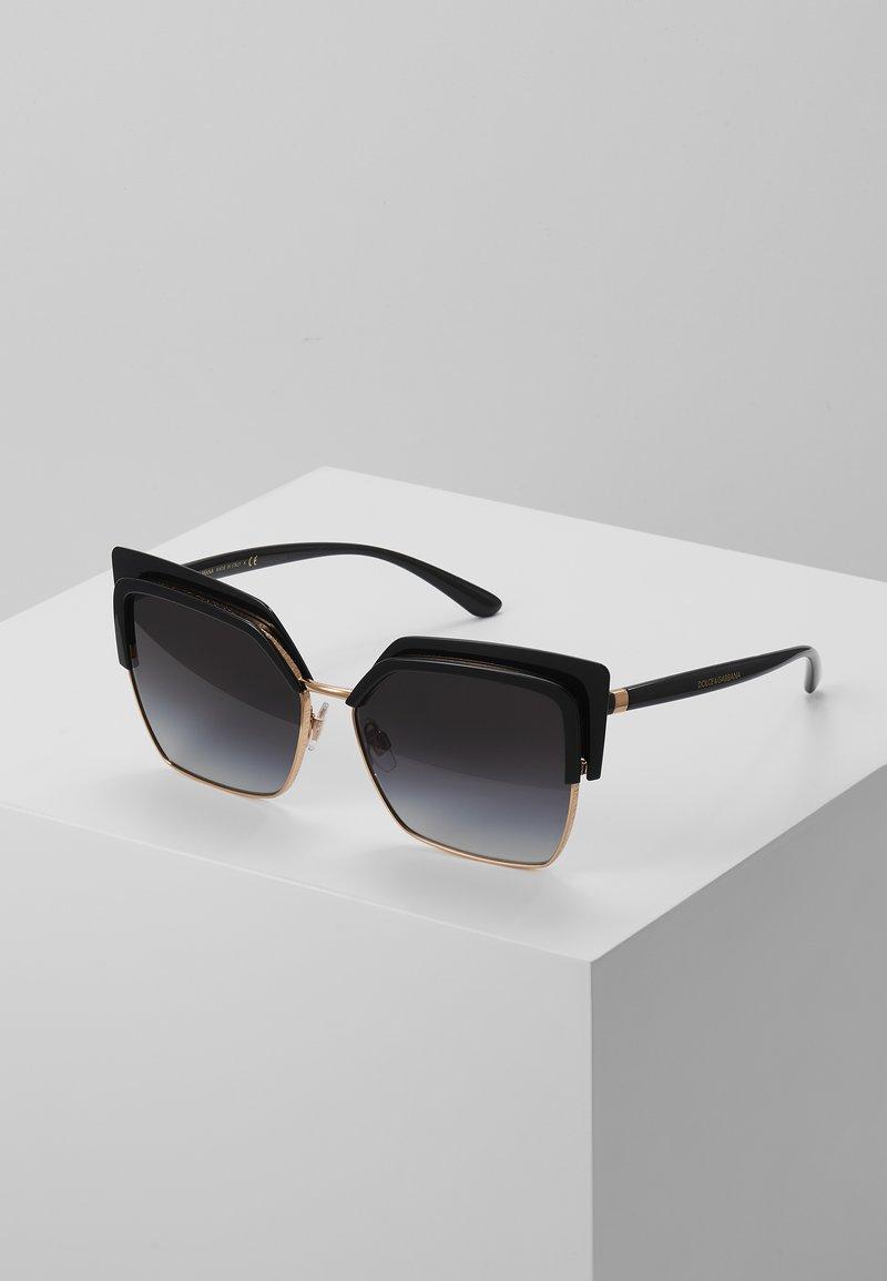 Dolce&Gabbana - Sonnenbrille - black/gold-coloured