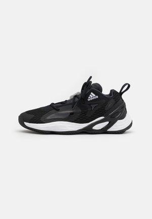 EXHIBIT AWAY TEAM LIGHTSTRIKE SHOES - Basketball shoes - black