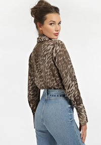 Guess - Button-down blouse - animalier - 2