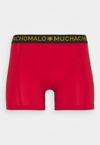 MUCHACHOMALO - BEEHIVE 5 PACK - Boxerky - royal blue/red/black - 2
