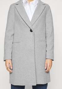 New Look Petite - LI COAT - Classic coat - light grey - 5