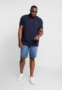 Esprit - BASIC PLUS BIG - Koszulka polo - navy - 1