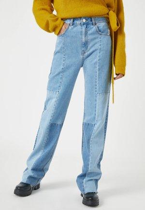 Straight leg -farkut - light blue