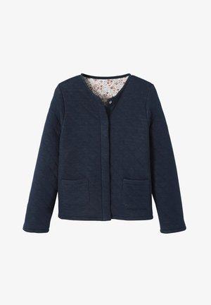 STEPPNÄHTE - Light jacket - nachtblau