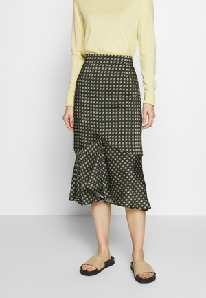 MAALIA  - A-line skirt - artwork