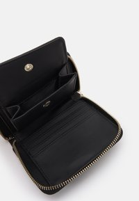 Guess - DESTINY SMALL ZIP AROUND - Wallet - black - 2