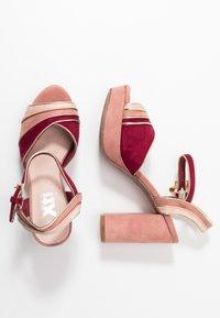 XTI - Sandalen met hoge hak - nude - 3