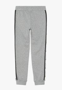 Champion - BRAND REVOLUTION PANTS - Spodnie treningowe - mottled grey - 1