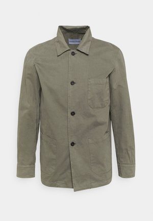 OVERSHIRT - Summer jacket - army