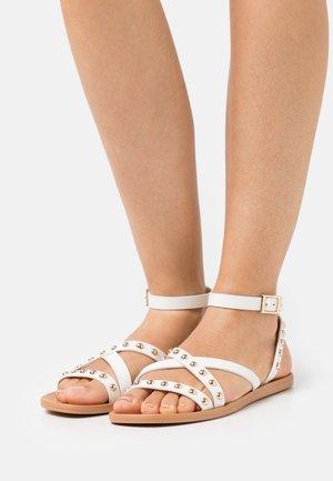 EROMMA - Sandals - white