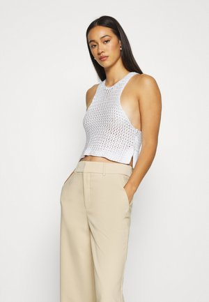CHUNKY RACER - Toppe - white