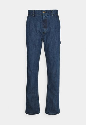 MARYLAND PANTS - Relaxed fit jeans - light blue