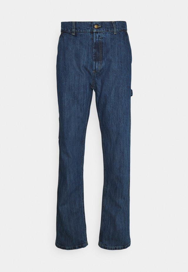 MARYLAND PANTS - Jeans baggy - light blue