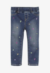 GAP - TODDLER GIRL ICON  - Džegíny - dark blue - 2