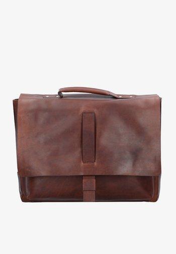 LORETO KREON - Briefcase - dark brown