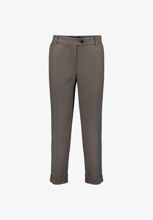 CELLI MINIMAL - Trousers - braun