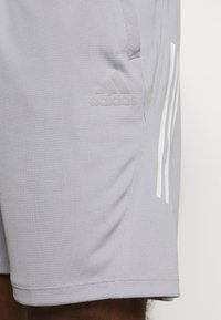adidas Performance - KRAFT AEROREADY TRAINING SPORTS - Pantalón corto de deporte - dark grey - 4