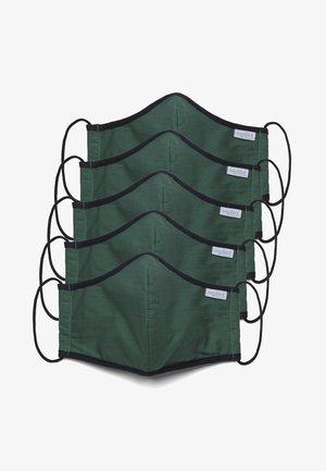 5 PACK - Community mask - grün