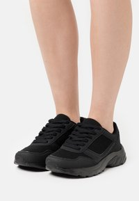 Rubi Shoes by Cotton On - BLAKE DAD TRAINER - Sneakersy niskie - black - 0