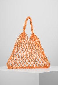 Monki - NICOLE BAG UNIQUE - Shopping bag - orange - 2