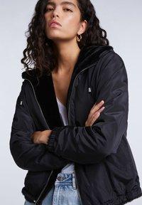SET - Light jacket - black - 3
