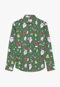 OppoSuits - SANTABOSS - Shirt - green - 0