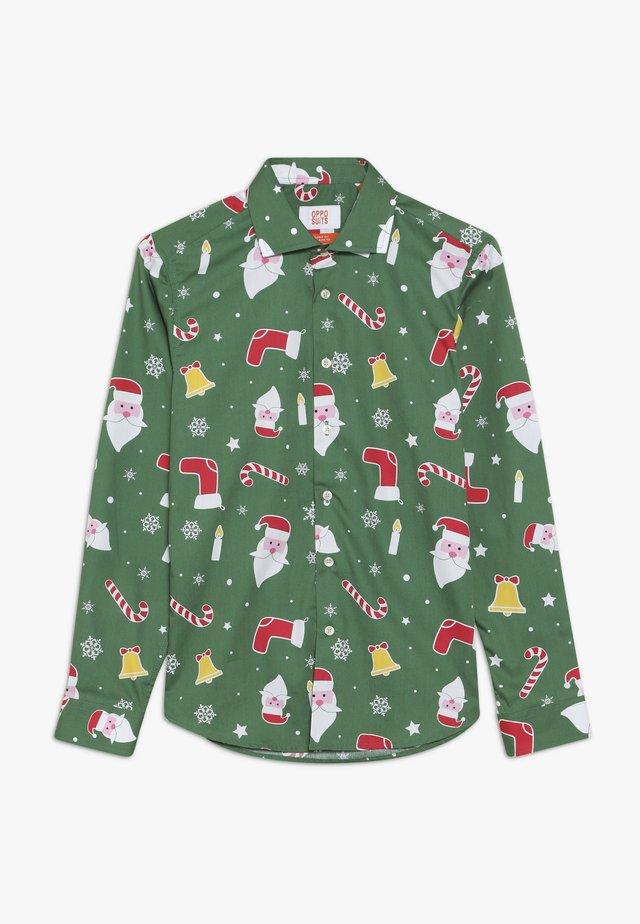 SANTABOSS - Camisa - green