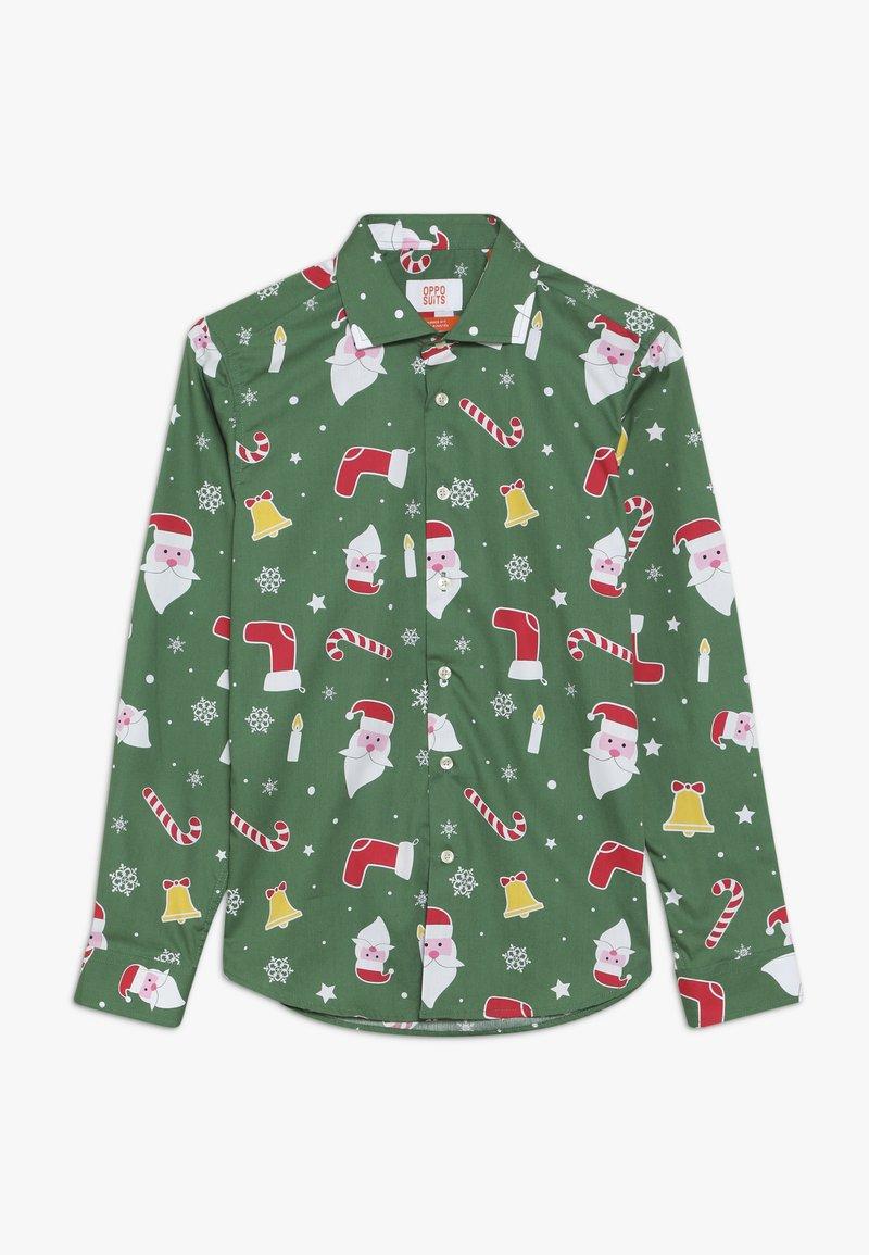 OppoSuits - SANTABOSS - Shirt - green