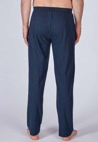 Huber Bodywear - Pyjama bottoms - dark blue - 1