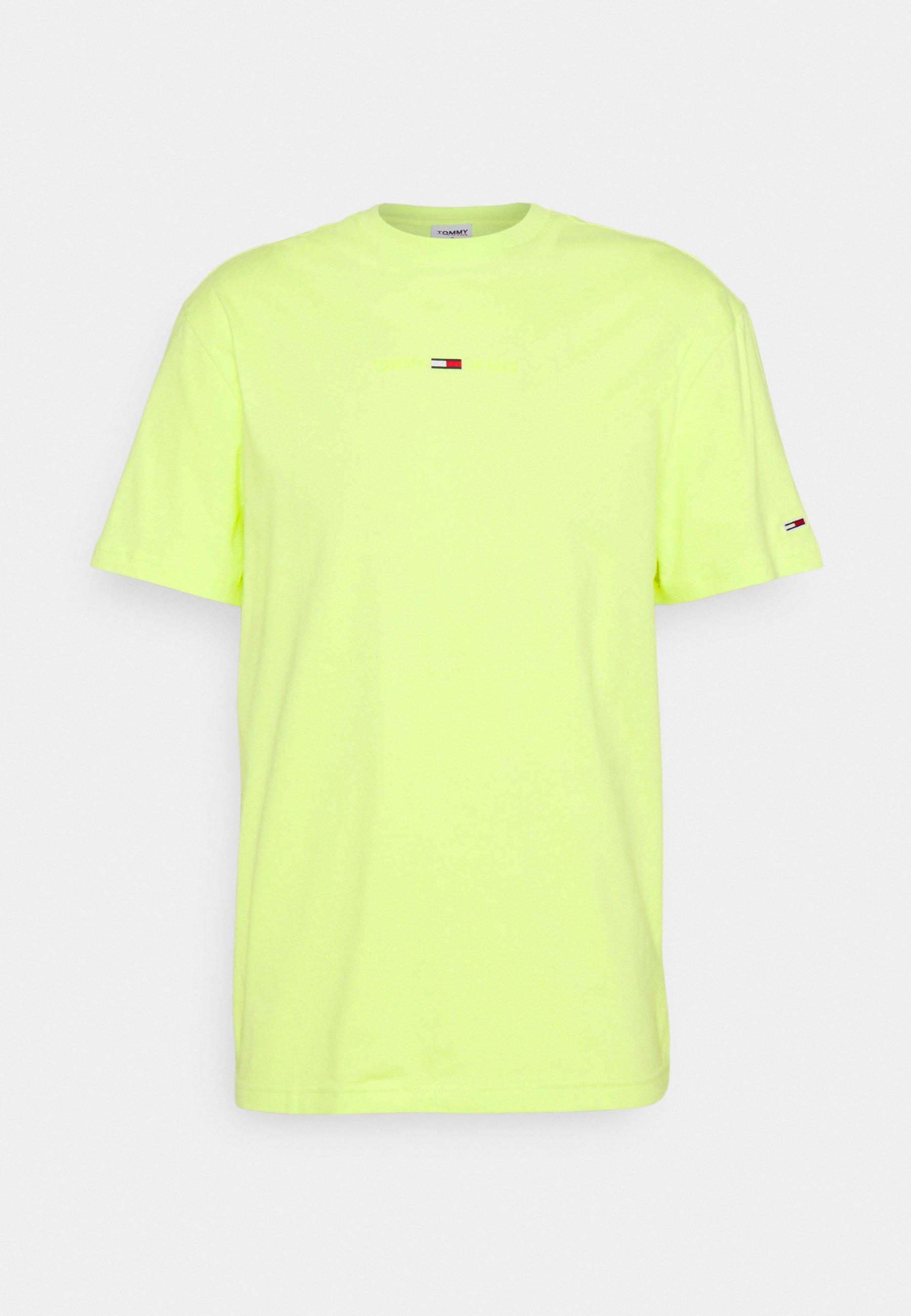 Men LINEAR LOGO TEE - Basic T-shirt