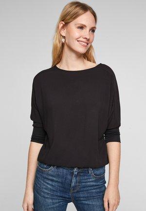 FLEDERMAUS - Long sleeved top - black
