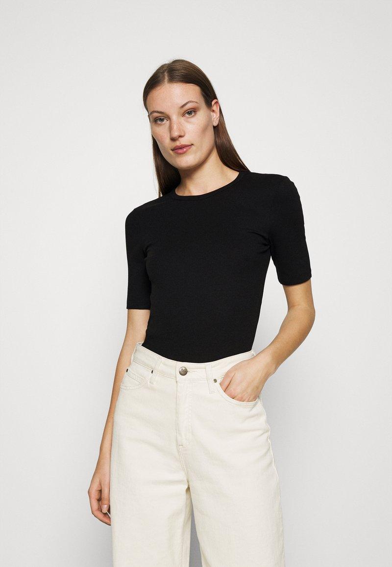ARKET - T-shirt - Print T-shirt - black