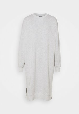 RILEY DRESS - Day dress - grey melange
