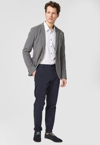 s.Oliver BLACK LABEL - Blazer jacket - light grey - 1