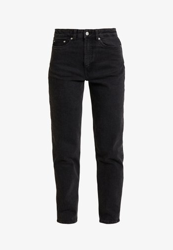 LASH  - Relaxed fit jeans - echo black