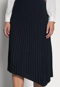 Opus - RELITA - Plisovaná sukně - mystic blue - 4