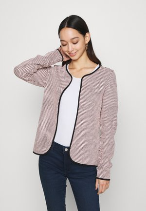 ONLDIAMOND LIFE - Cardigan - rose smoke/black