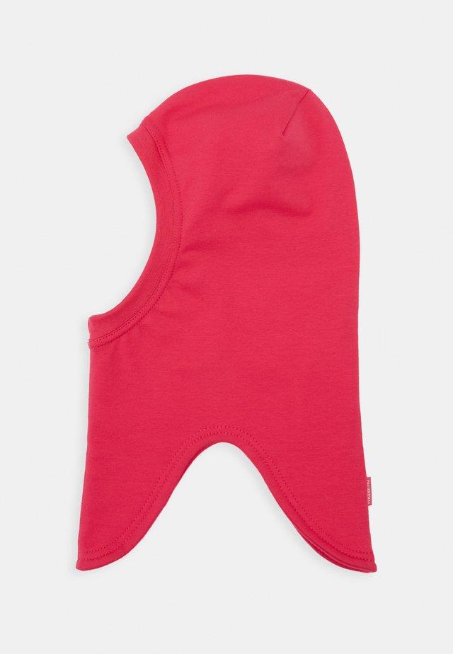 MINI - Bonnet - dunkelpink