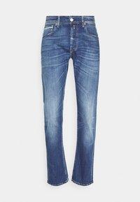 GROVER - Jeans a sigaretta - medium blue