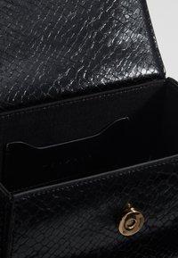 Topshop - GURU BOX GRAB - Torba na ramię - black - 4
