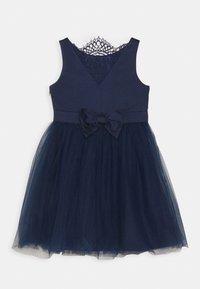 Chi Chi Girls - LARSISA DRESS  - Vestito elegante - navy - 0
