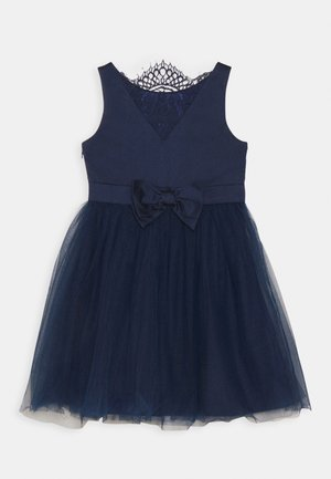 LARSISA DRESS  - Cocktailkleid/festliches Kleid - navy