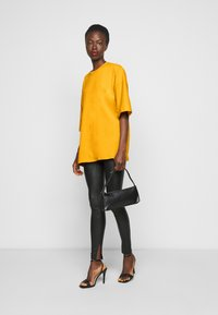 Missguided Tall - T-shirt basic - yellow - 1