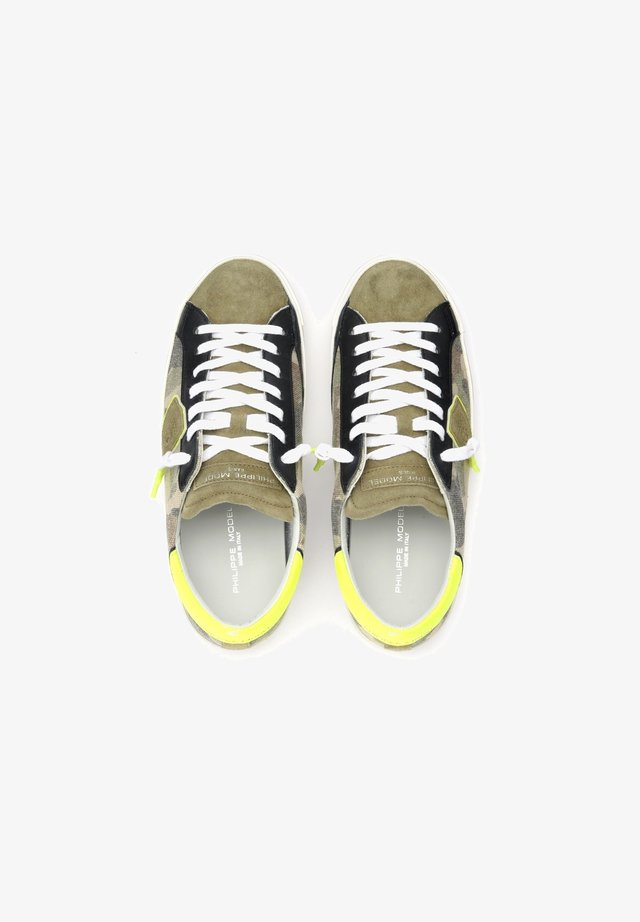 PARIS X IN  - Sneakers basse - multicolore